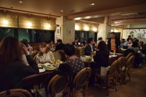 多くの人が集まった道志村Night