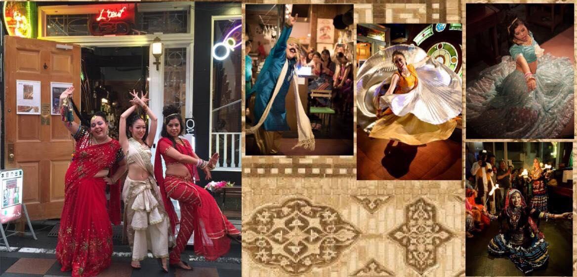 インドナイト Mumbai Express @ うっふ(大人気ダンサーによるボリウッドダンスショー) @ 博物館Cafe&Bar うっふ | 横浜市 | 神奈川県 | 日本