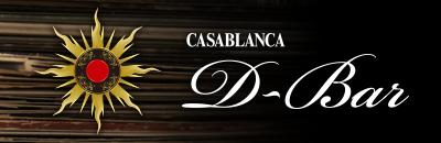 D-Bar CASABLANCA