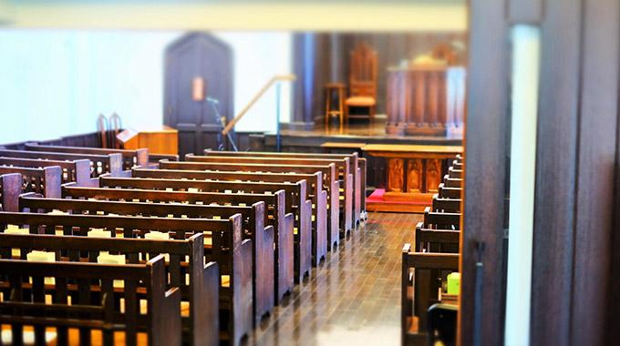 本邦初プロテスタント教会、開国...