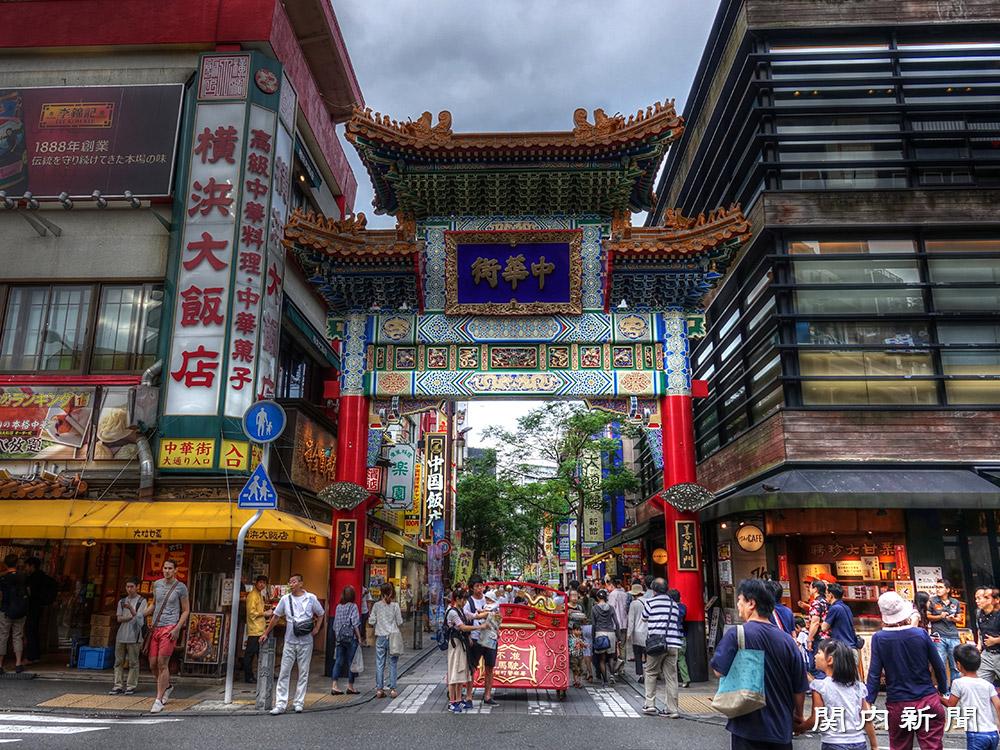 4つの聖獣が宿る神秘の門-中華...