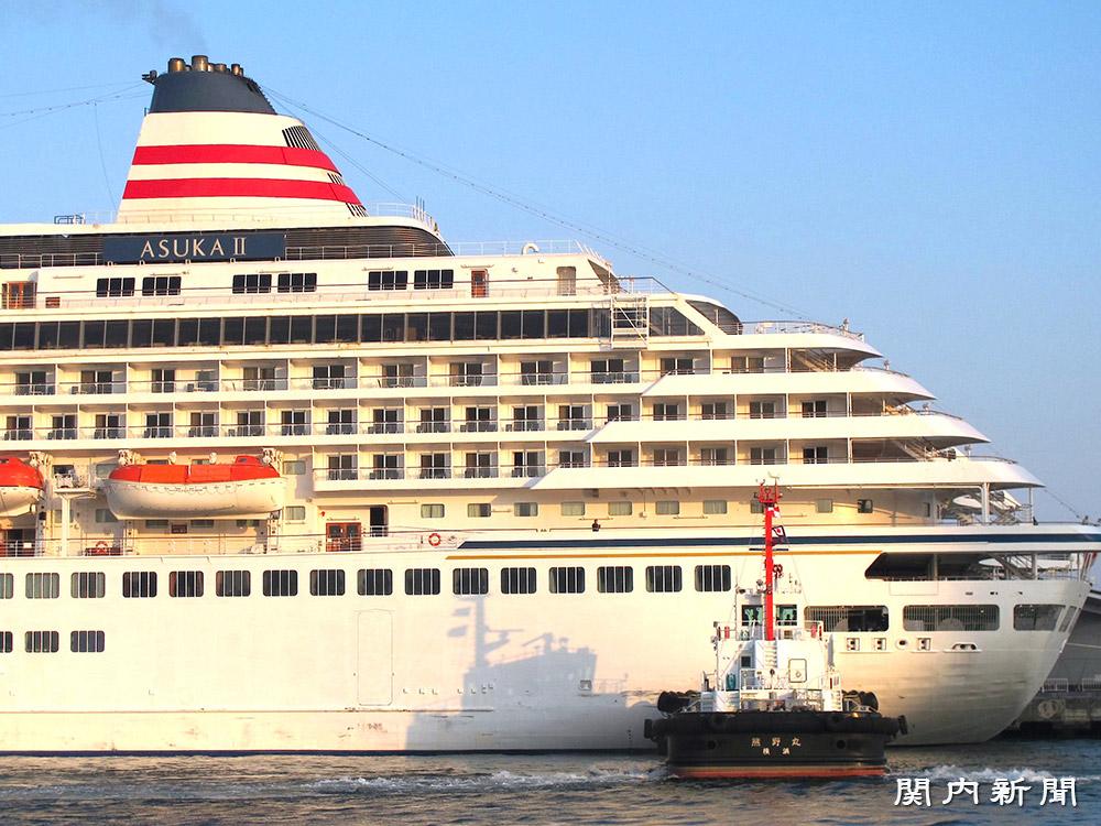 豪華客船が続々と横浜に!! 春の...