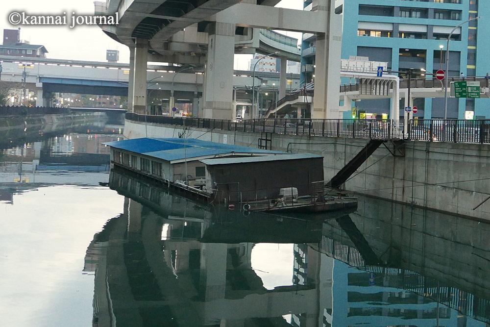 ダルマ船①