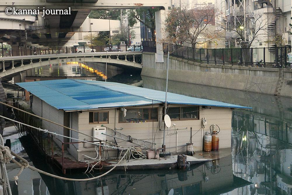 ダルマ船④